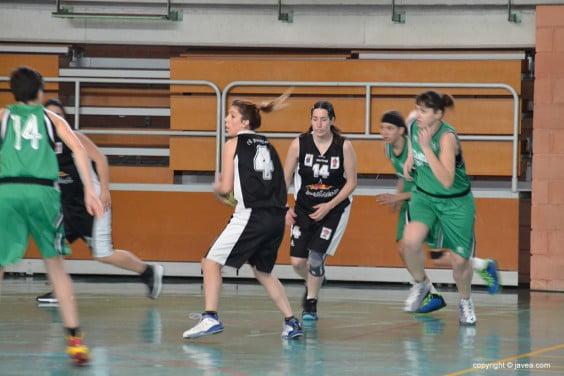 Partido Joventut Xàbia frente Bocairente