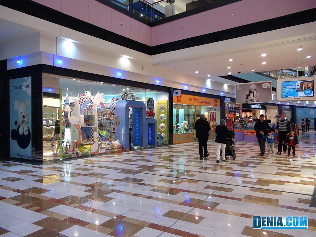 Portal de la Marina- Tiendas para tu ocio- Infantil
