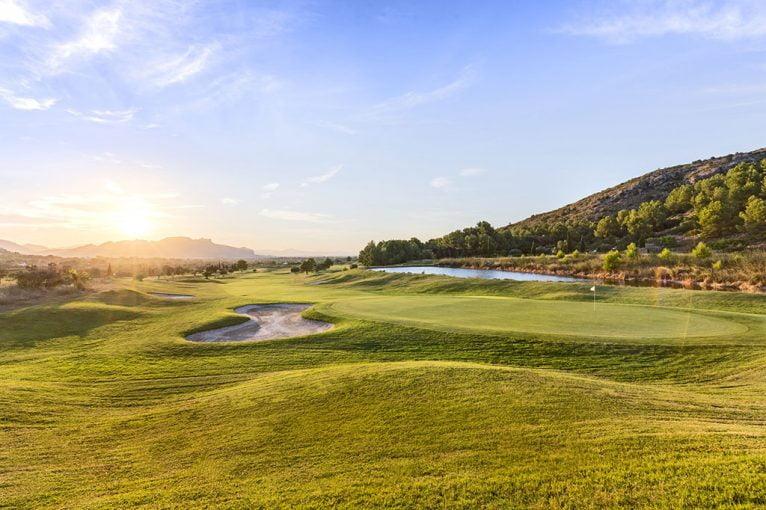 Campo de golf La Sella Golf Resort Dénia
