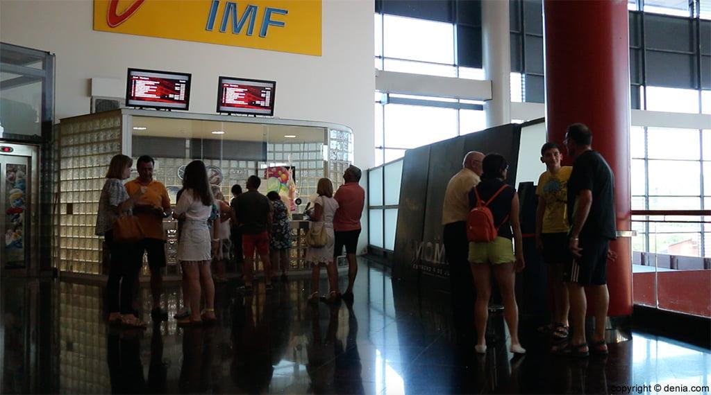 Cines IMF Portal de la Marina