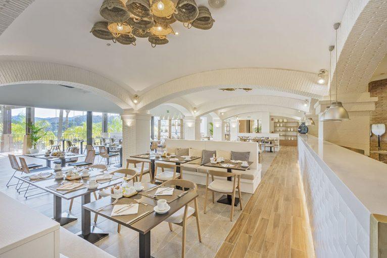 Menjador a Hotel Dénia Marriott La Sella Golf Resort & Spa
