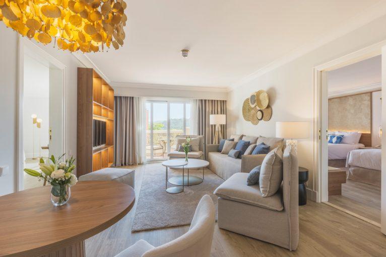 Dormitorio Hotel Dénia Marriott La Sella Golf Resort & Spa