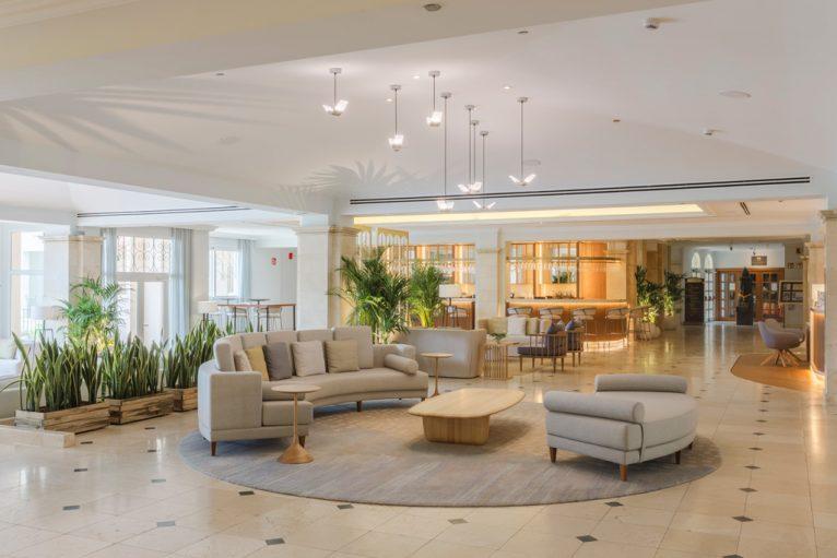 Hall Hotel Dénia Marriott La Sella Golf Resort & Spa