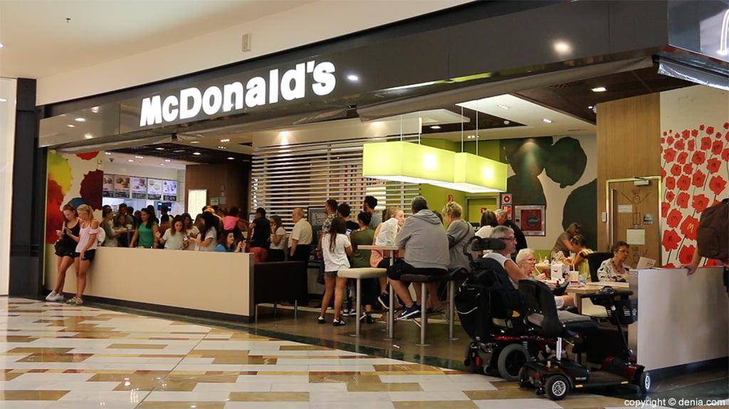 McDonald's Portal de la Marina