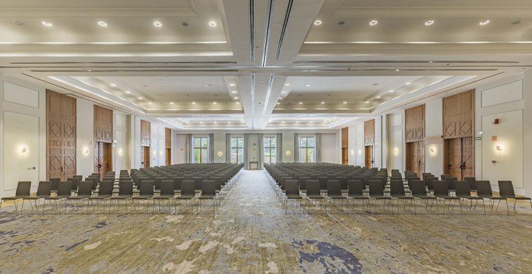 Sala d'actes a Hotel Dénia Marriott La Sella Golf Resort & Spa