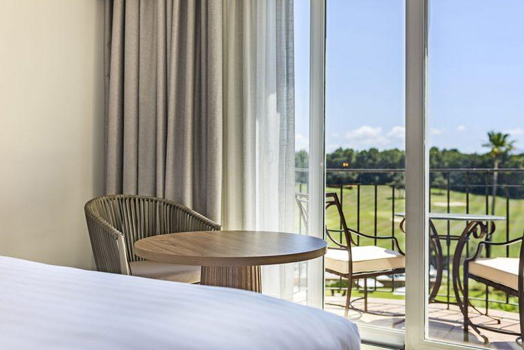 Terraza en dormitorio - Hotel Dénia Marriott La Sella Golf Resort & Spa