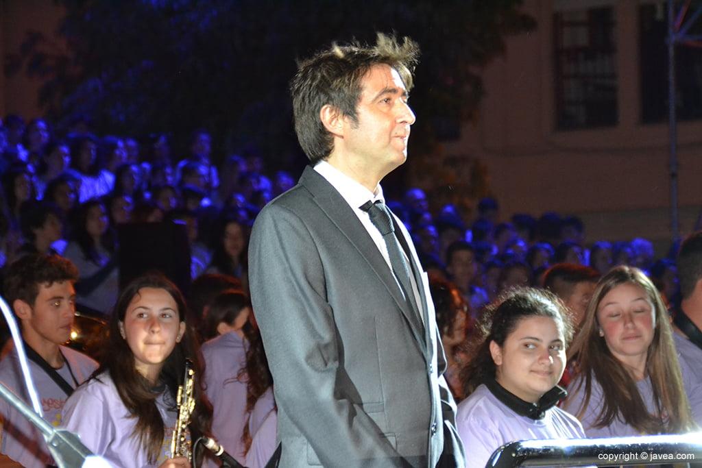 Alexis Calvo, director de Yesterday