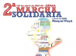 II Marcha solidaria Raquel Payá