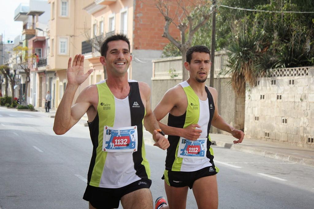 José Manuel García e Moha Younes