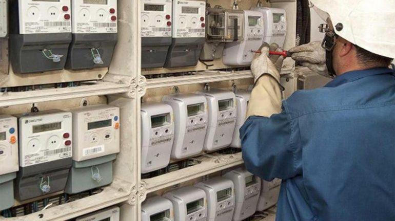 Operario de una empresa eléctrica