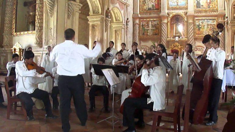 Orquesta y coro de San Javier