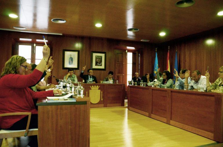 Pleno del mes de mayo en el ayuntamiento de Jávea