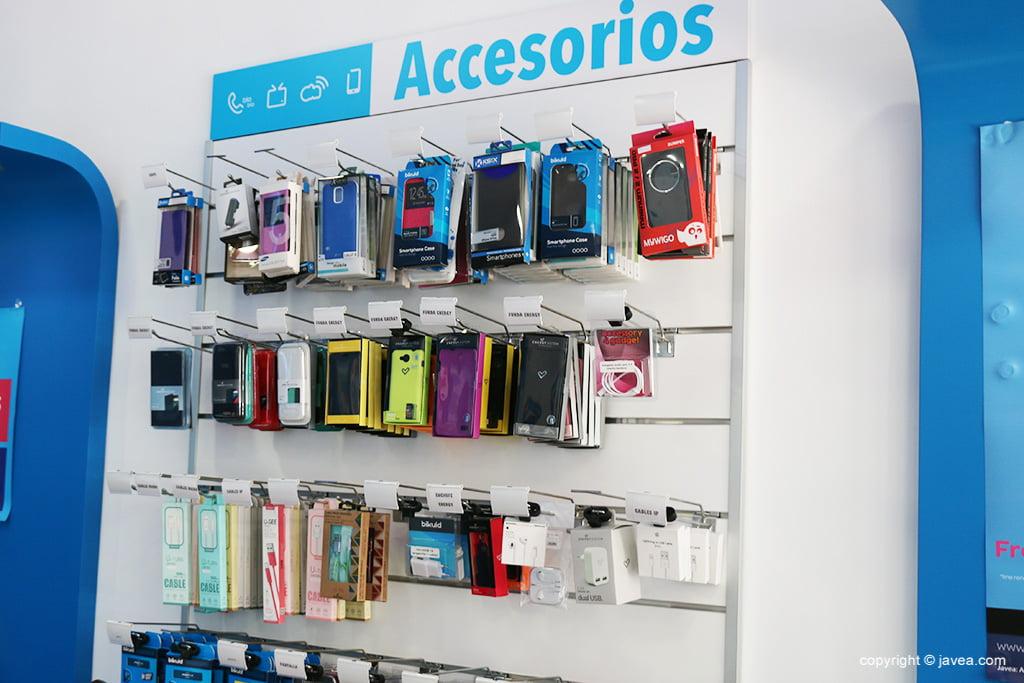 Accesorios móviles – Blu