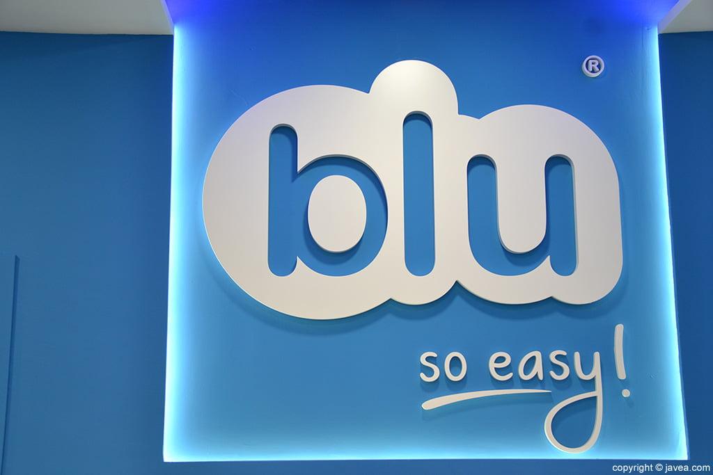 Blu tão fácil