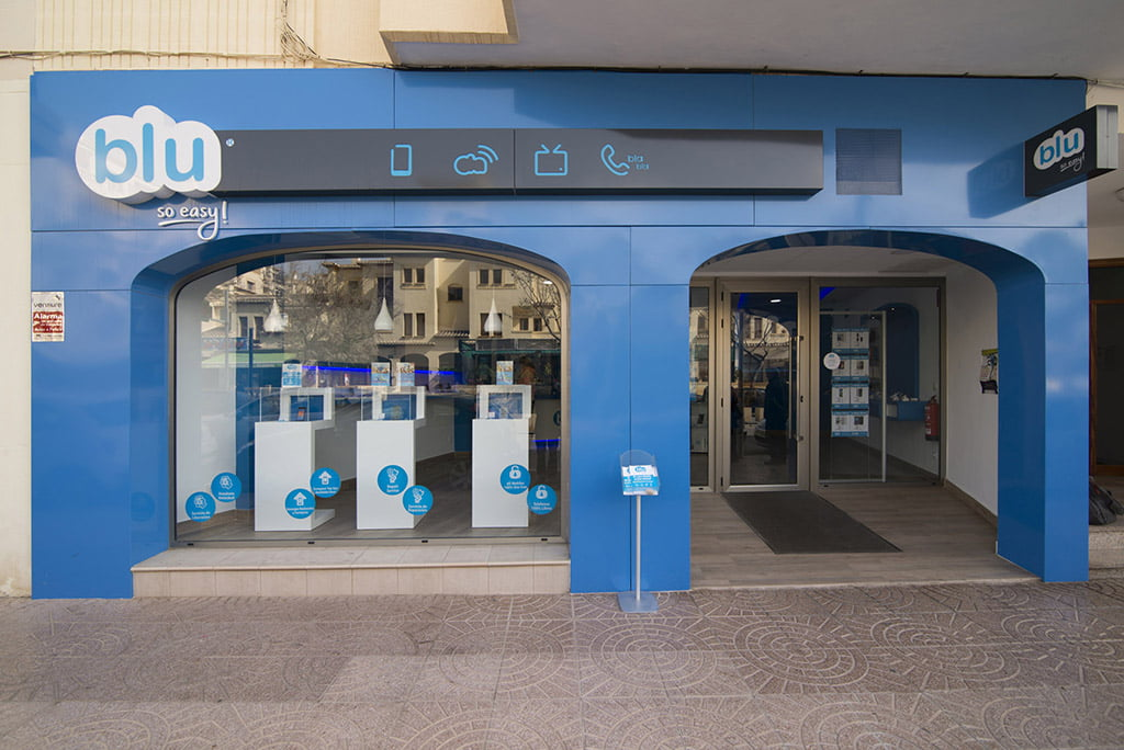 blu tienda