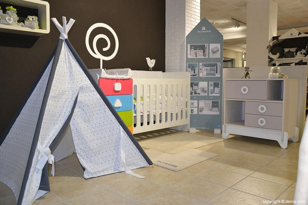 Dormitori infantil Mobles Martínez
