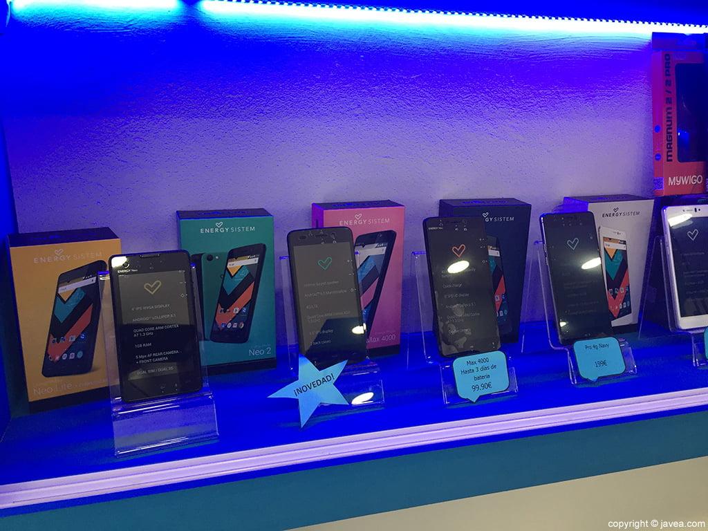 blu Smartphones