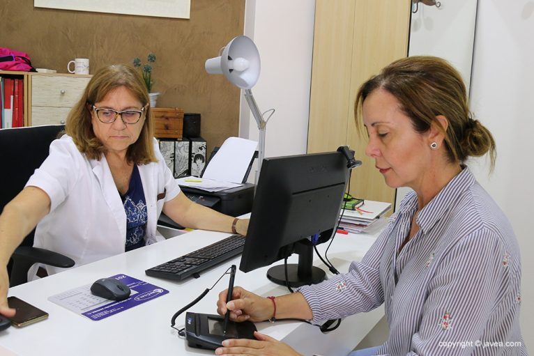 Tramitacion carnet - Centro de Reconocimiento de Conductores Jávea