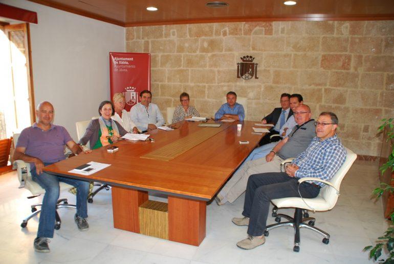 Última junta de gobierno en Jávea