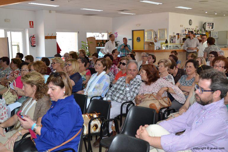 Asistentes al encuentro de mujeres del PP en Jávea