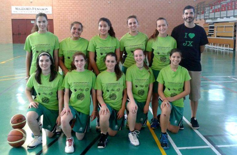 CB. Joventut Xàbia Junior  femenino