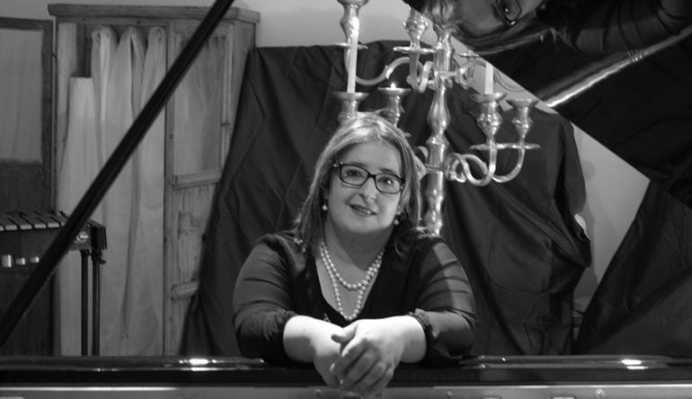 La pianista Nati Ballarín