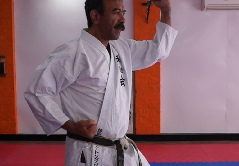 Shihan Chris Thompson