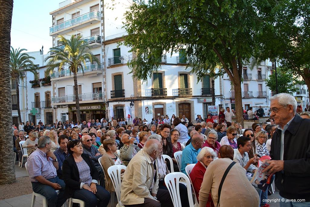 públic tancament campanya PSOE