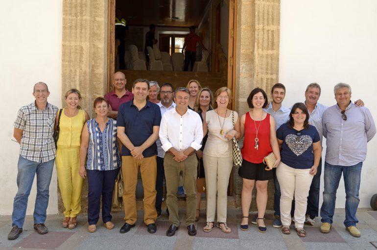 Concejales Ayuntamiento Xàbia