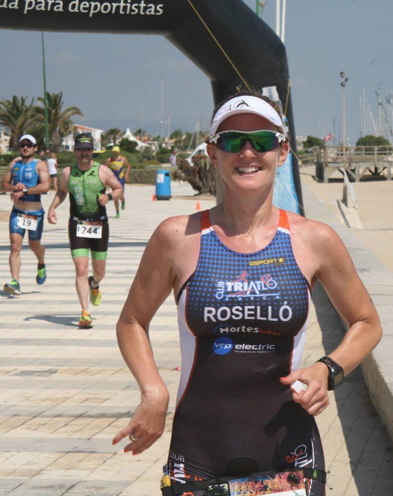 Cristina Roselló en Oliva