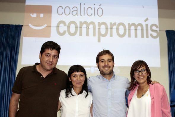 Equipo de Gerard Fullana en la Diputación