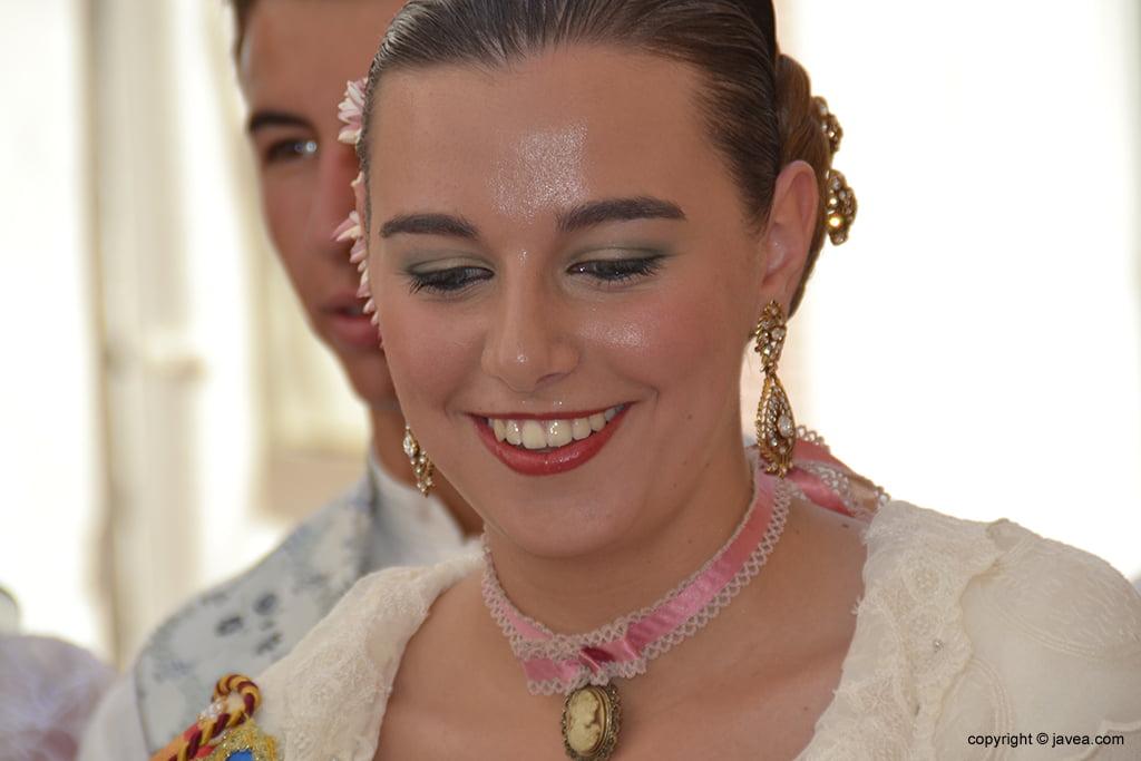 Lucia Catalá reina de Fogueres