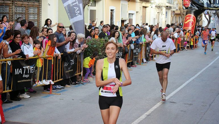 Mª Isabel Ferrer ha ganado todas las carreras que ha disputado