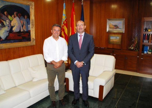 Nuevo secretario del Ayuntamiento de Xàbia