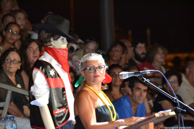Anabel Chulvii narradora de la partida