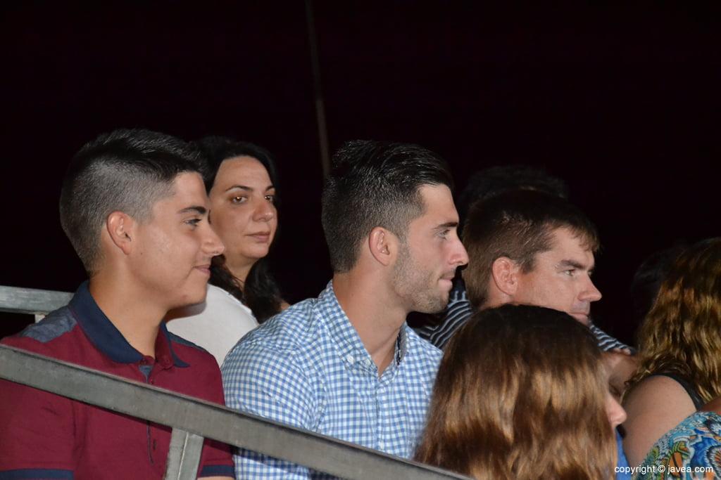 Antonio Sivera junto a Rafael Andarias