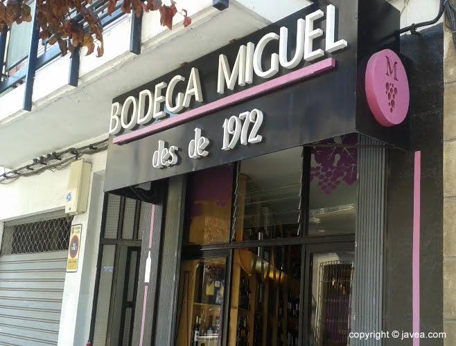 Bodega Miguel abrió sus puertas en 1972.