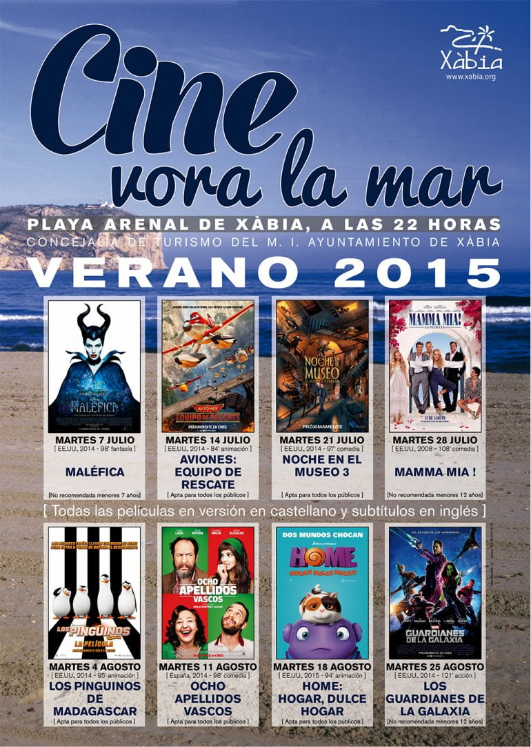 Cartel Vora Mar 2015