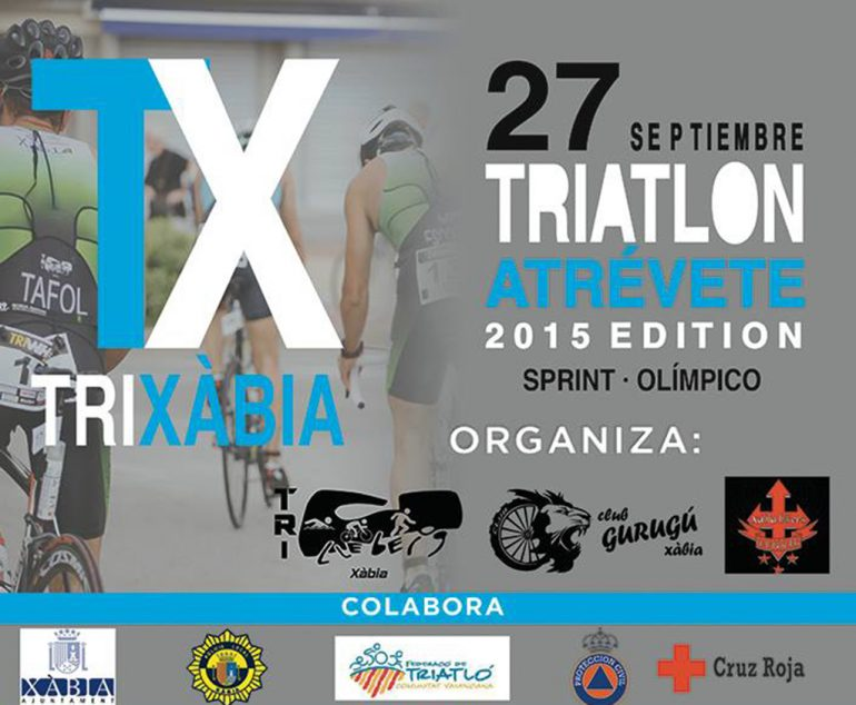 Cartel de Trixabia 2015