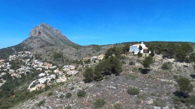 Ermita de Santa Llúcia de Jávea