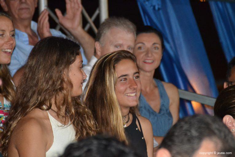 Julia Miñana campeona de Europa de Optimits