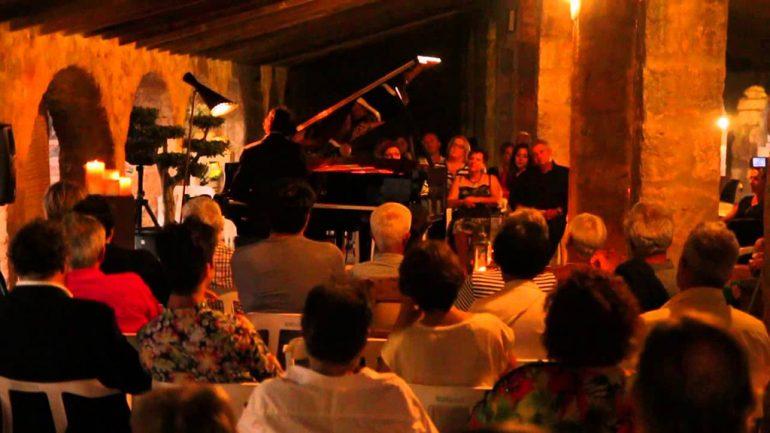 Público durante uno de los conciertos
