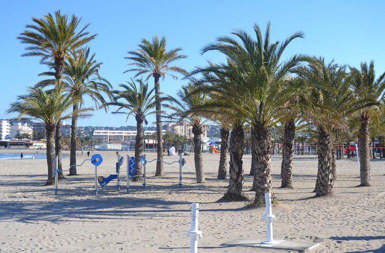 Playa del Arenal Jávea