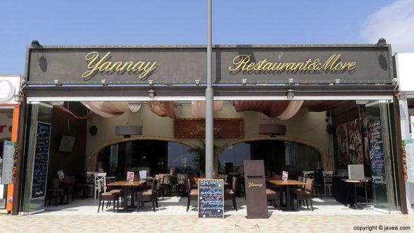 Yannay Restaurante Arenal