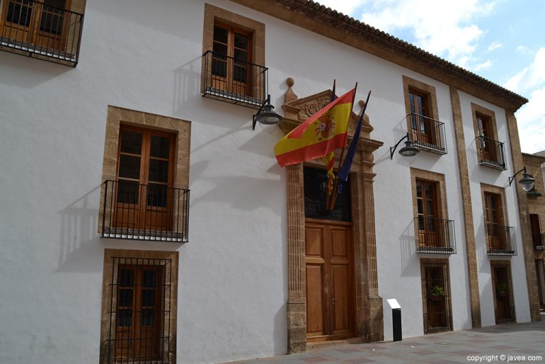 Ayuntamiento Jávea