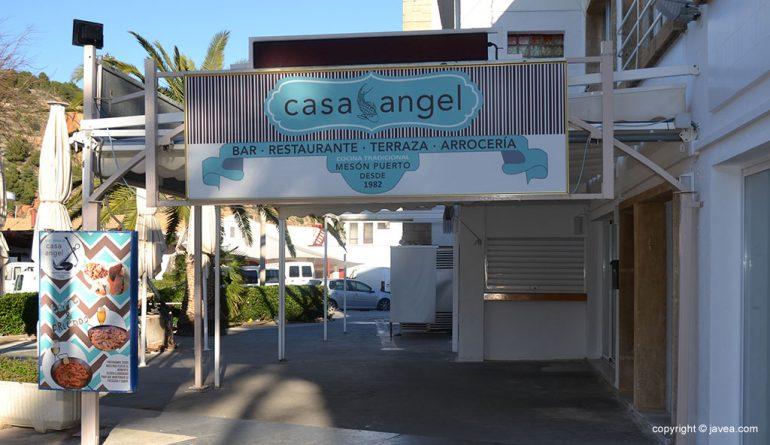 Meson Puerto de Jávea Casa Angel