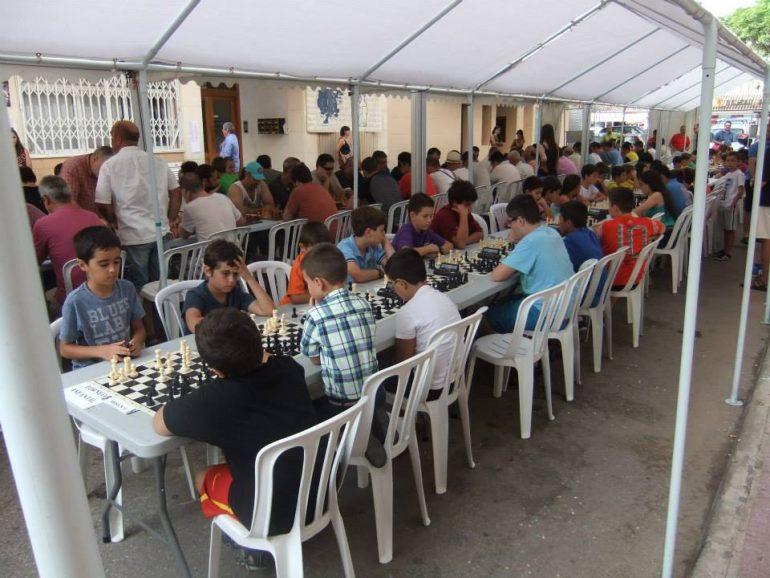 Torneo de ajedrez Mare de Dèu de Loreto