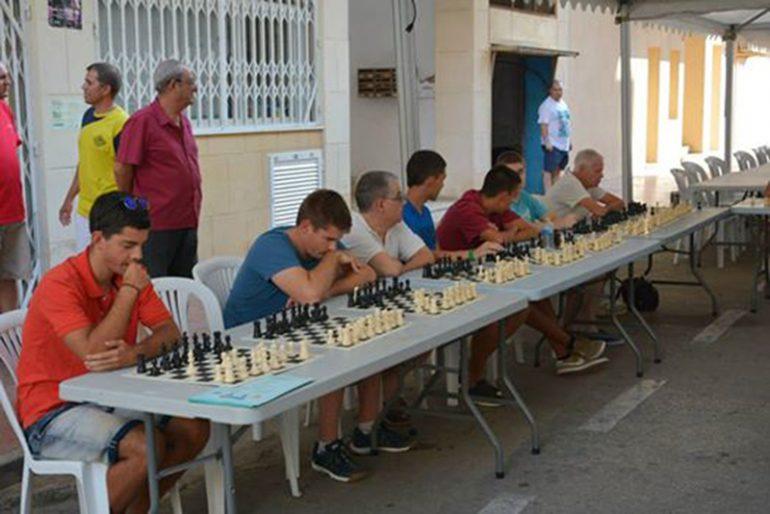 ajedrez loreto