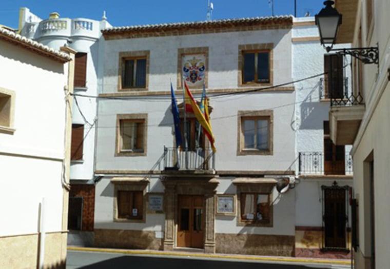 ayuntamiento del Poble Nou de Benitatxell