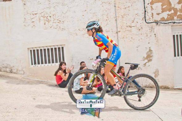 Alicia Margalejo en el Open de España de Maratón